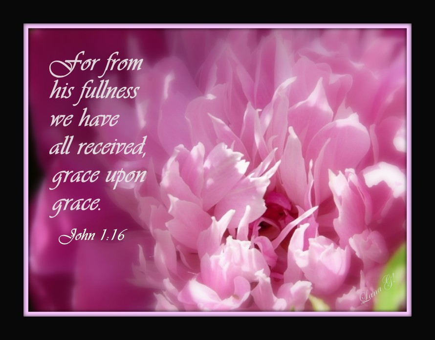 Grace Upon Grace
